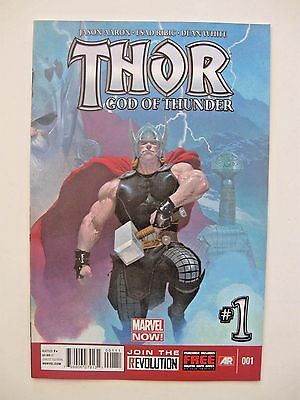 *Thor God of Thunder (2013, Aaron/Ribic) 1-25 (of 25) nm- condition lot