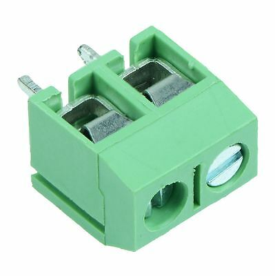 10 x 2-Way 5mm Terminal Block 10A