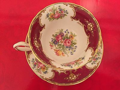 Shelley Cup & Saucer ( Duchess )