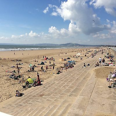 Holiday House by the Sea Aberavon, near Swansea  & Gower Wales August 23rd-30th