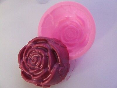 Rose Silicone Soap Mould / Mold**Soapmaking**