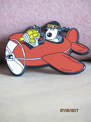 Wallace & and Gromit A Close Shave 1 fridge magnet  1989 Gromit RARE