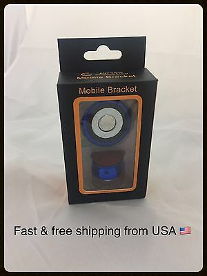 Magnetic Stand Car Mount Holder Universal 360 Degree For Cell Phone Mobile GPS