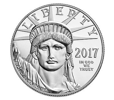 CONFIRMED 2017 American Eagle Platinum Proof Coin W Item # 17EJ 20TH Anniversary