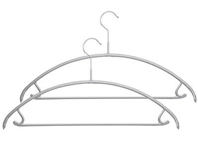 NEW Mawa Economic Universal Hanger Set 2pce