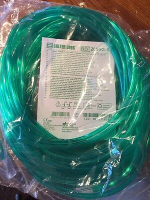 50' Green Oxygen Tubing--- 20 Available
