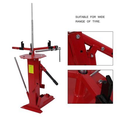Tyre Changer Bead Breaker Tire Car ATV Motorcycle Manual Portable Hand Machine