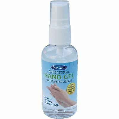 EcoClenz Anti-bacterial Hand Gel 50ml HG50 [ECO24052]