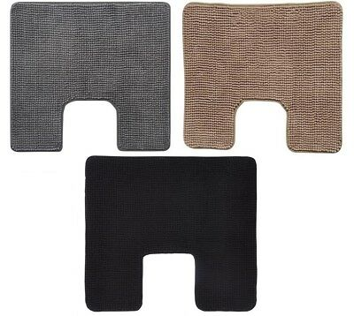 IKEA TOFTBO Anti-Slip Microfibre Pedestal Mat Bathroom Toilet Rug Choose Colour