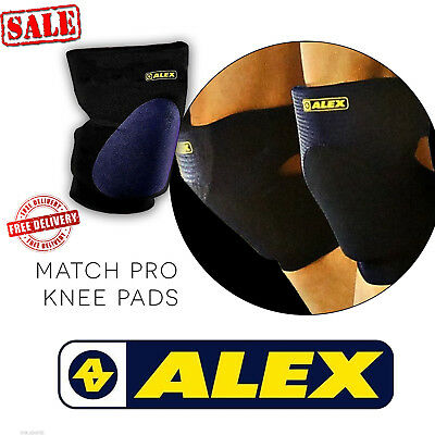 Alex Protection Knee Pads Soft Wrestling Rugby Roller Skates Skateboard Guards