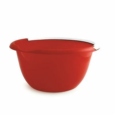Red 10 Litre Bucket BUCKET.10R, Gradient to measure water level [CX00740]