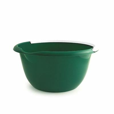Green Plastic 10 Litre Bucket / Handle [CX01970]
