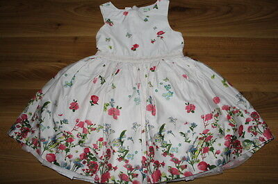 BHS girls pink party dress 18-24 months *I'll combine postage