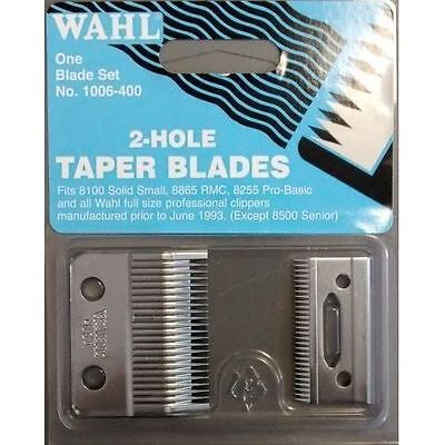 Wahl 2 Hole Clipper Blades 2105