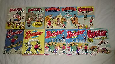 Buster annuals