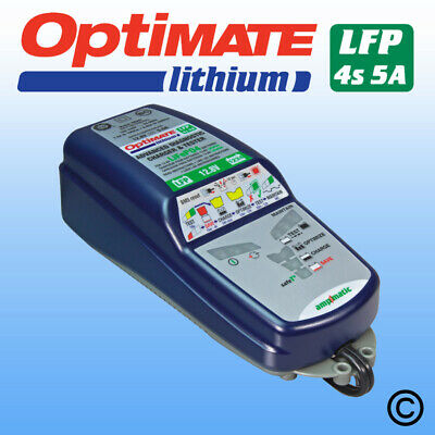 Optimate Lithium Battery Charger protects your LiFePO4 battery UK Supplier (New)