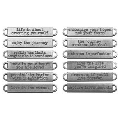 Tim Holtz Idea-ology Word Bands TH93000