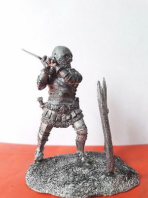 1/32 figure, Tin Soldiers, Knight, 54 mm