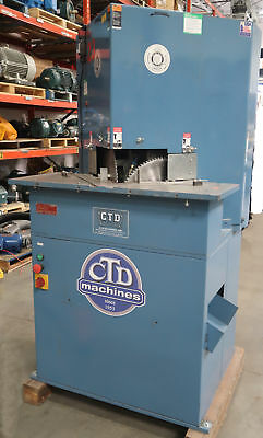 """16"""" Vertical Frame and Notching Saw"""