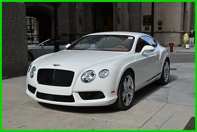 2013 Bentley Continental GT 1-own,rudy@7734073227,own for as low as $1015mnth 2013 V8 Used Turbo 4L V8 32V Automatic AWD Premium