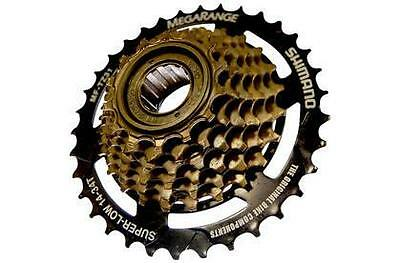 Shimano 7Spd Cluster Screw-On Clutch MF-TZ31 14-34t 7-Speed Multi Freewheel