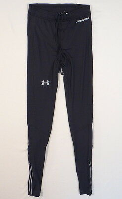 Under Armour Launch Run Black Compression Running Leggings Men s Medium M  NWT db7e6100753e9