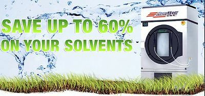 Green Jet Dry Cleaning Machine