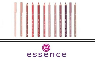 New ESSENCE SOFT CONTOURING LIPLINER for Easy Outlining Your Lips All shades