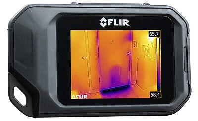 FLIR C2 Infrared IR Camera Compact Pocket Portable Thermal Imaging -10℃ to 150℃