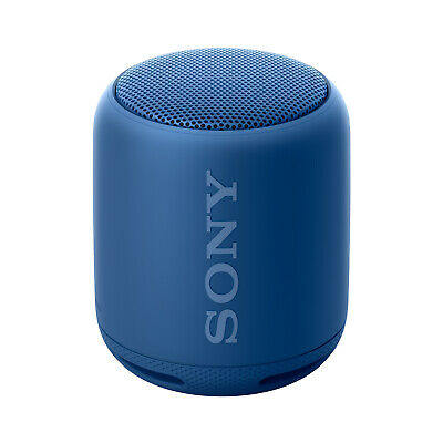 Sony SRSXB10L Bluetooth Lautsprecher  - Bluetooth Speaker - blau - NEU!