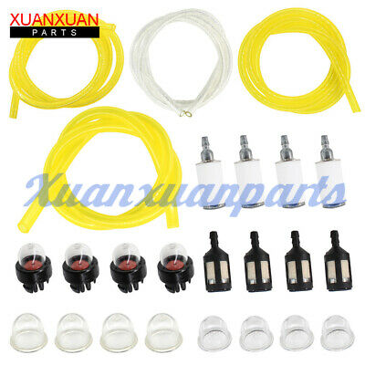 FUEL LINE FUEL Filter For Poulan Craftsman Weedeater Trimmer Chainsaw Weedeater Fuel Filter on
