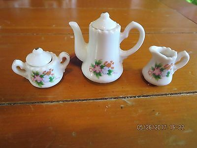 Vintage doll dishes Lot #4