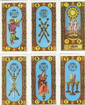 The Stairs of Gold Tarot New Sealed 78 Fortune Oracle Cards Deck Best Quality