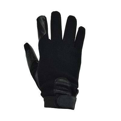 Rawhide Genuine Leather Men's Classic Chauffeur Breathable Driving Gloves