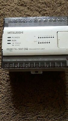 MITSUBISHI FXo-14MT-DSS 60 DAY WARRANTY.