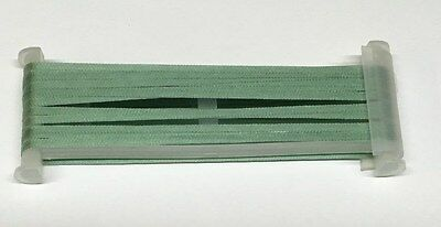 YLI Silk Ribbon 2mm x 3m - Shade 032 - Jade