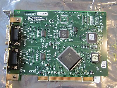 National Instruments PCI-8430/2 RS-232, 188825B-01, PCI Interface Card