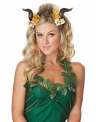 Woodland Fairy Horns Costume Accessory