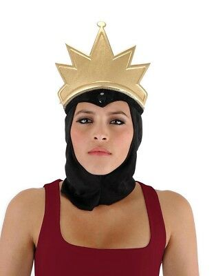 Disney Snow White Evil Queen Crown Costume Headpiece Adult One Size