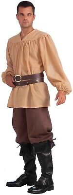 Brown Medieval Knickers Adult Costume Pants One Size