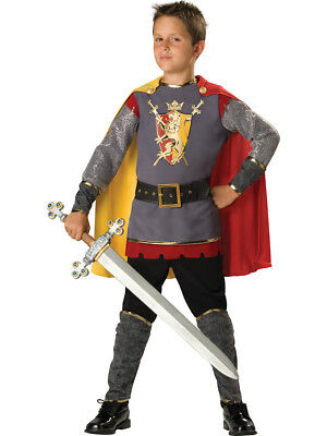 Loyal Knight Deluxe Child Costume