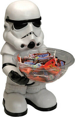 Star Wars Stormtrooper Candy Bowl Holder Party Decoration One Size