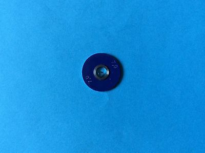 Feder Zugfeder 1,30 x 6,5 x 0,065 L 245 mainspring for watches