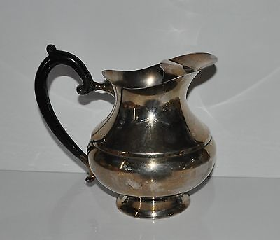 Antique Silverplate Pitcher  With Ice Guard~ BALDWIN SILVERPLATE of CONNECTICUT