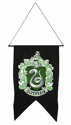 Harry Potter Slytherin House Banner Wall Decor One Size