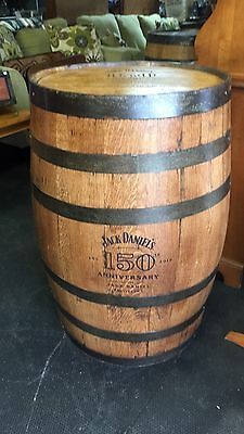 150 Anniversary JACK DANIELS  JD White Oak Barrel Numbered
