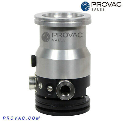 Edwards EXT-70 Turbo Pump ISO63 Inlet, Rebuilt By Provac Sales, Inc.