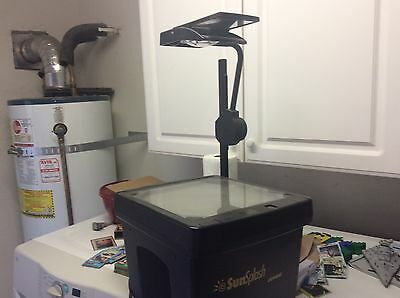 SUNSPLASH OVERHEAD TRANSPARENCY PROJECTOR - Local Pick Up Only. Brea, CA.