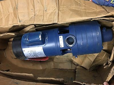FLINT & WALLING CJ101C301AB Booster Pump, 3 HP, 1-Phase, 230V