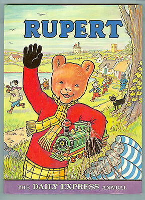 Rupert Annual 1976 | Fine, untouched copy